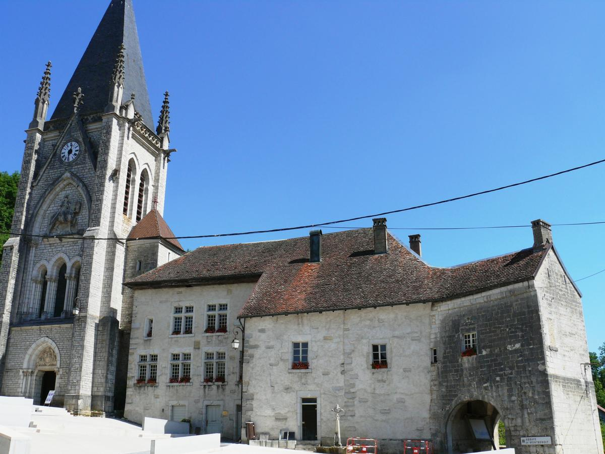 Montbenoît Abbey
