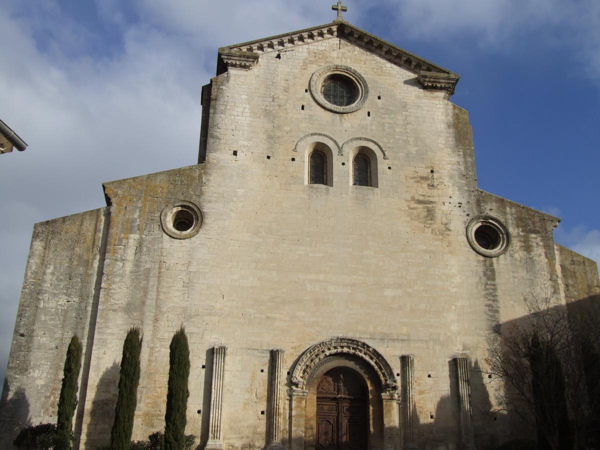 Eglise notre dame et saint paul saint paul trois ch teaux - Office du tourisme saint paul trois chateaux ...