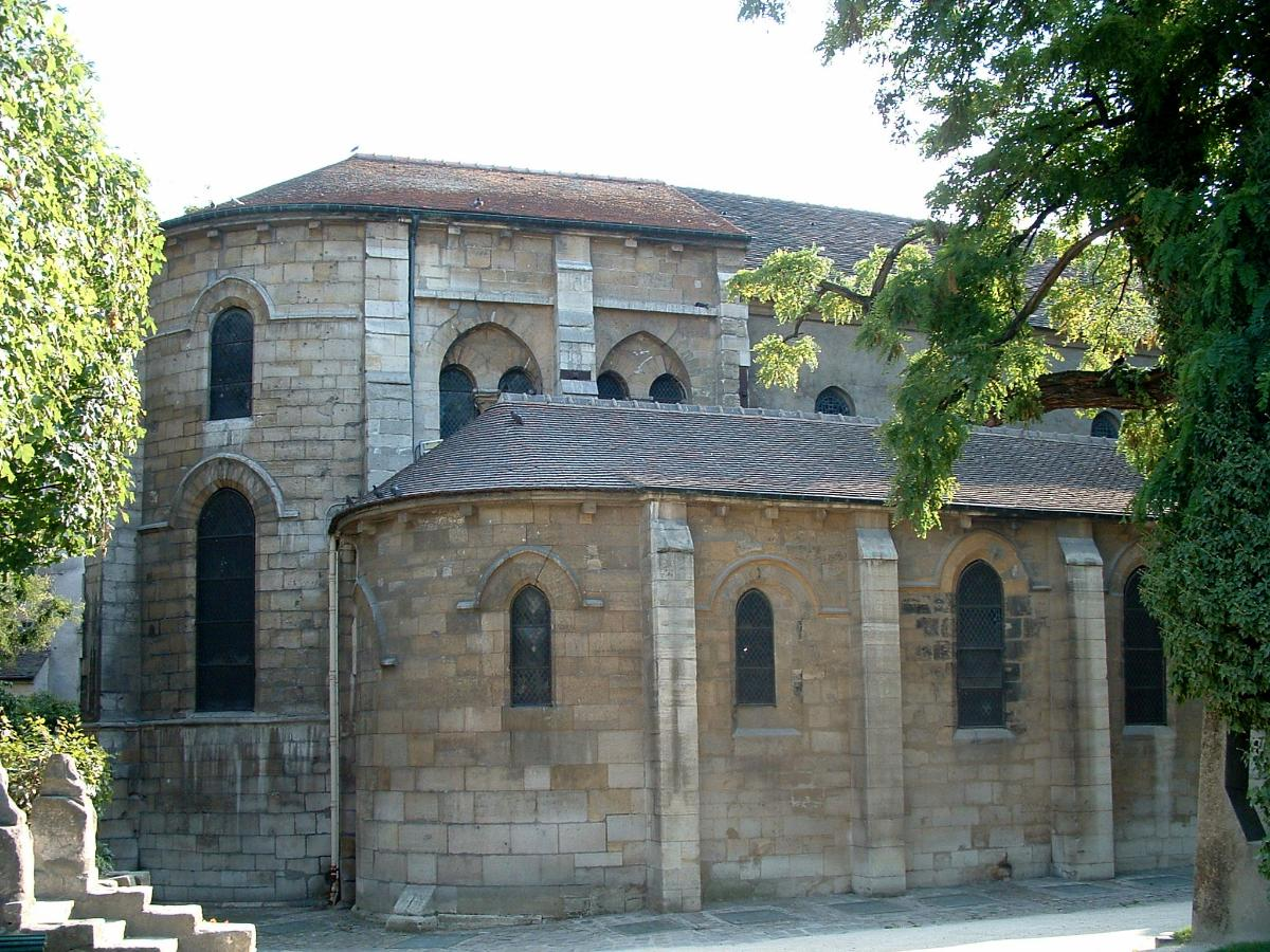 Eglise Saint-Julien-le-Pauvre.