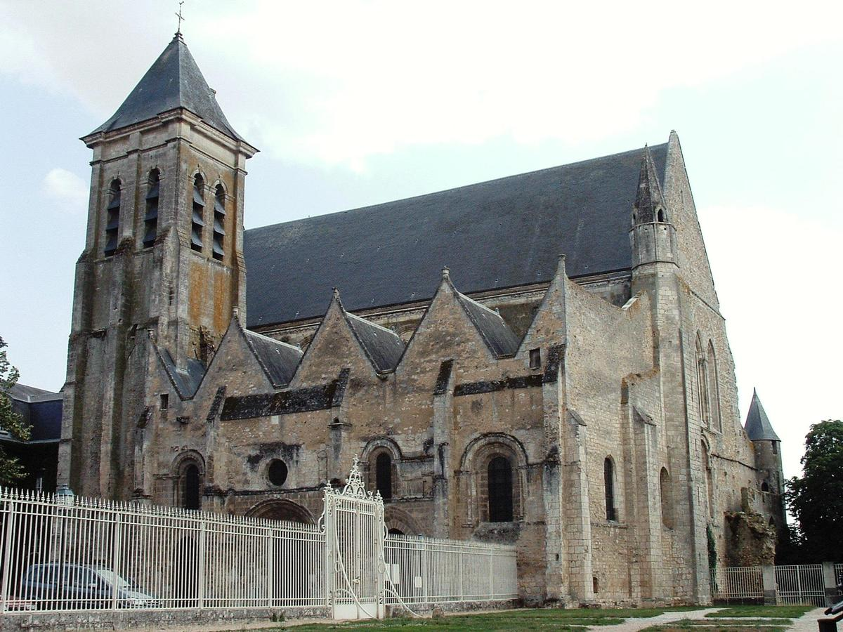 Châteaudun - Eglise de la Madeleine