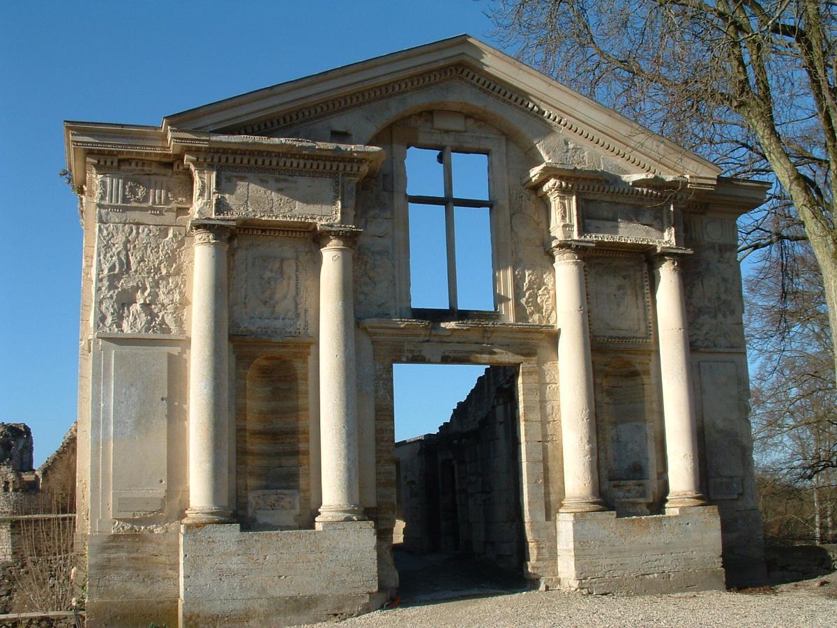Château de La Fère, Fère-en-Tardenois.