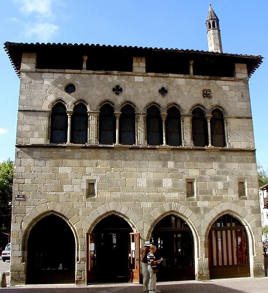 Hôtel de la Monnaie, Figeac.