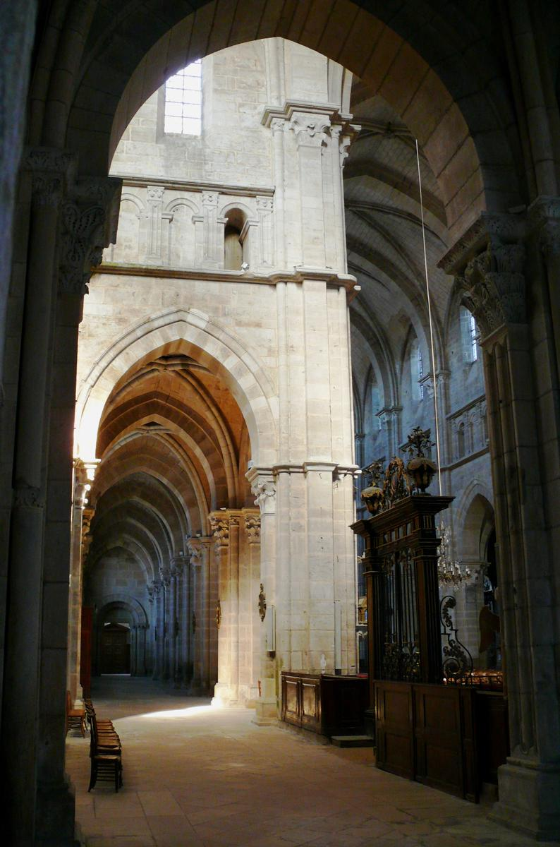 Cathédrale Saint-Mammès de Langres - Collatéral sud