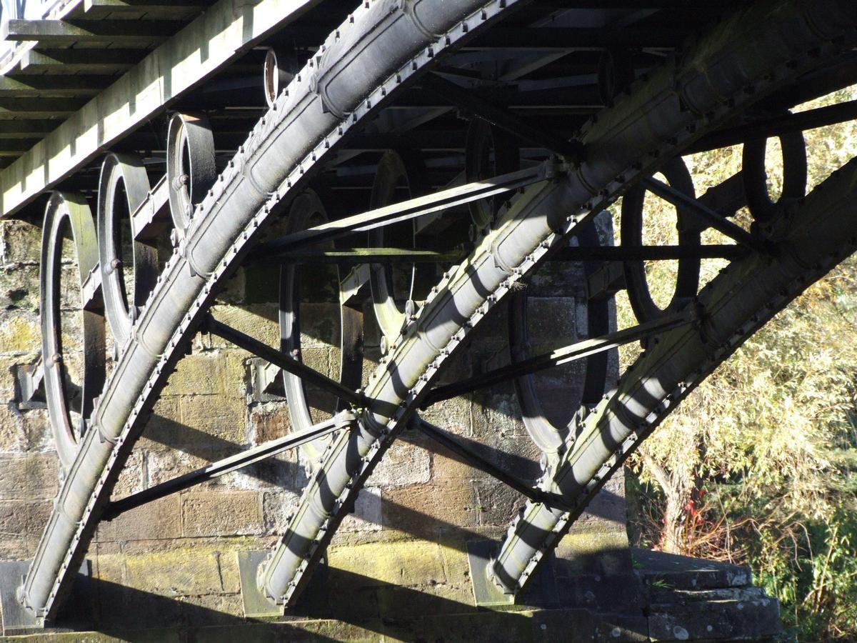 Bourguignon-lès-Conflans - Pont sur la Lanterne