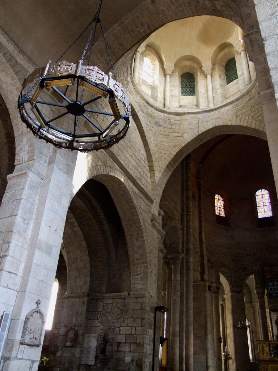 Saint-Léonard-de-Noblat - Collégiale Saint-Léonard - Croisée du transept