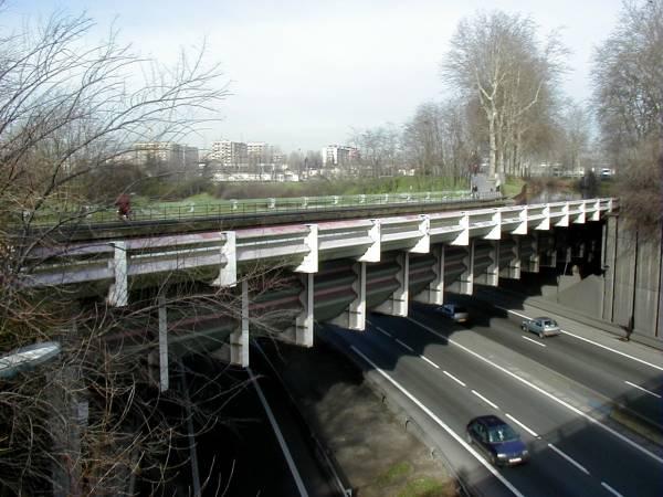 Canal du MidiPont-canal des Herbettes ou des Demoiselles, Toulouse