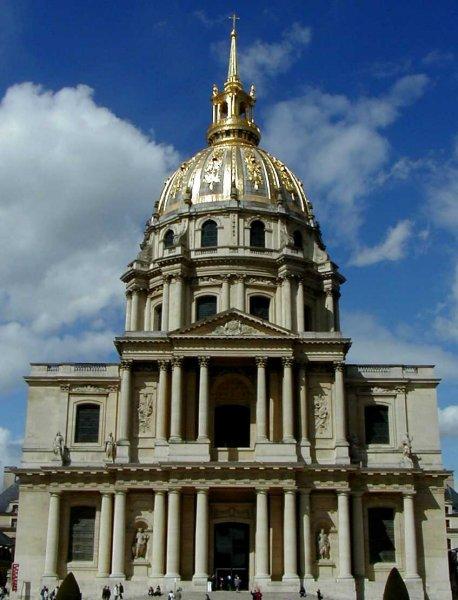Hôtel des Invalides.