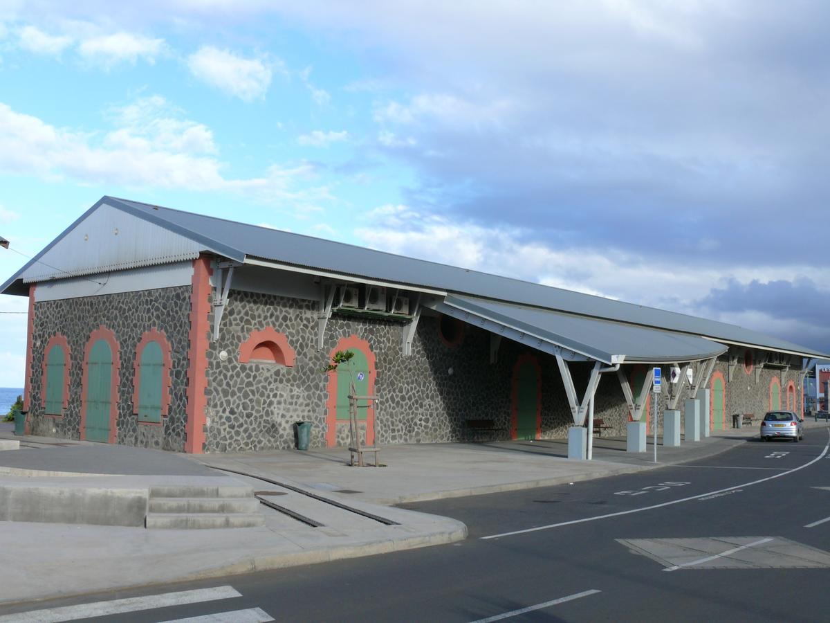 Saint-Denis - Alter Bahnhof