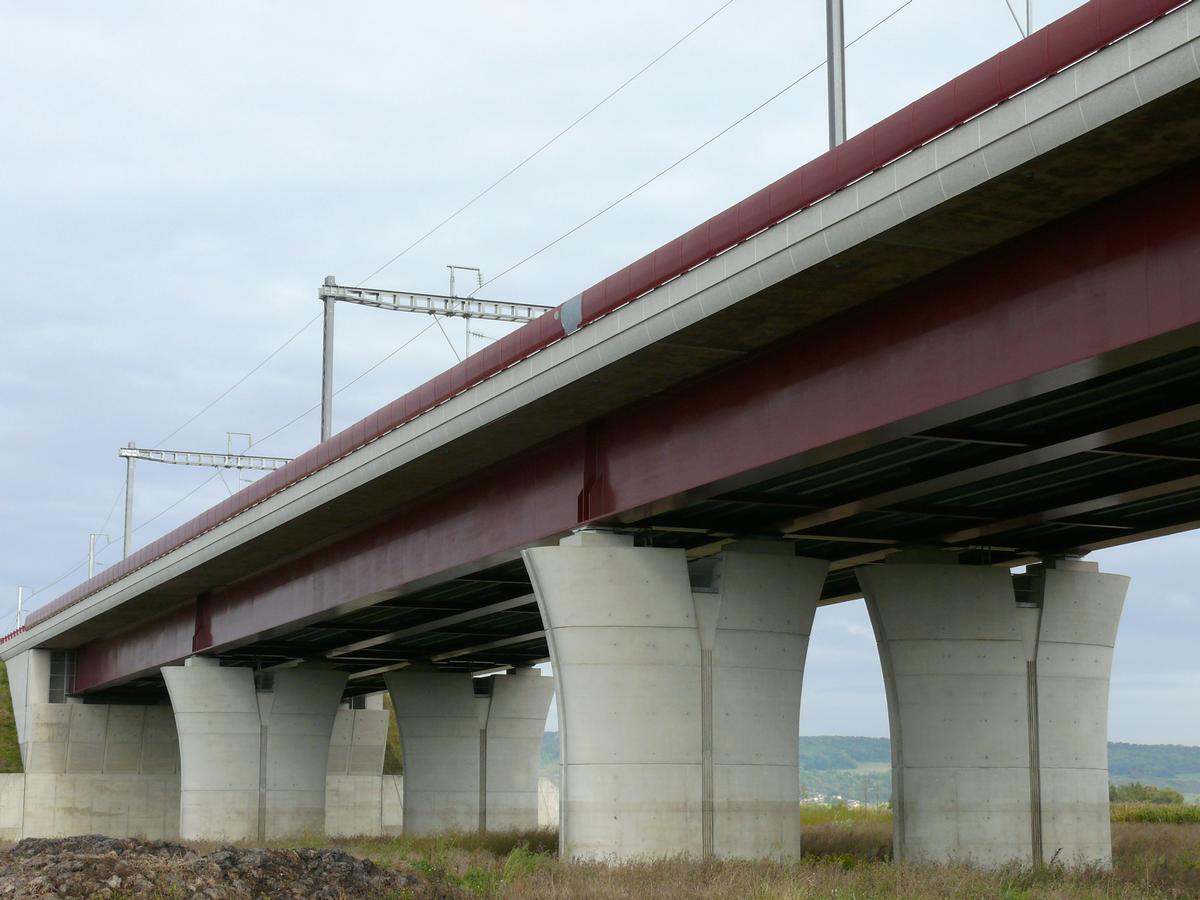 TGV Ost/Europa - Moselflutbrücke