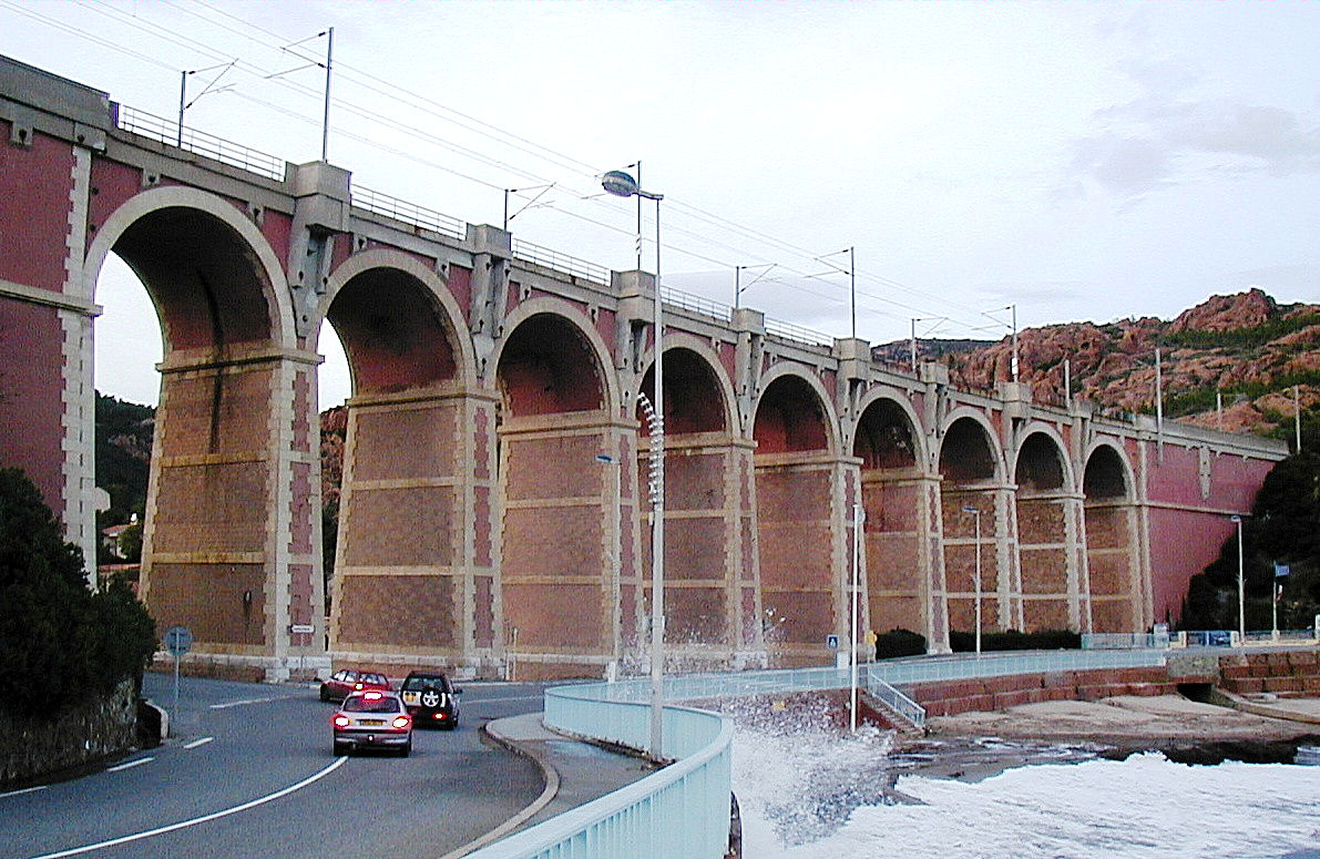 Anthéor Viaduct