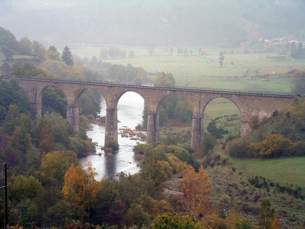 Allier Viaduct (Langogne)