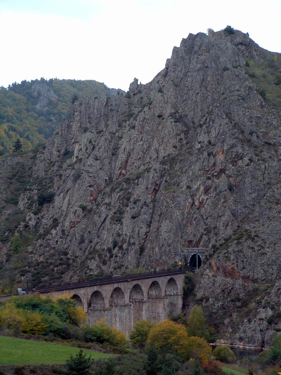 Cevennes LineThord Viaduct