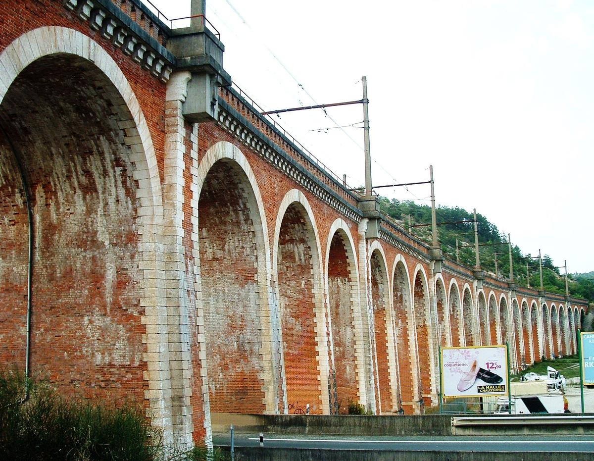 Fontanet Viaduct, Cahors.