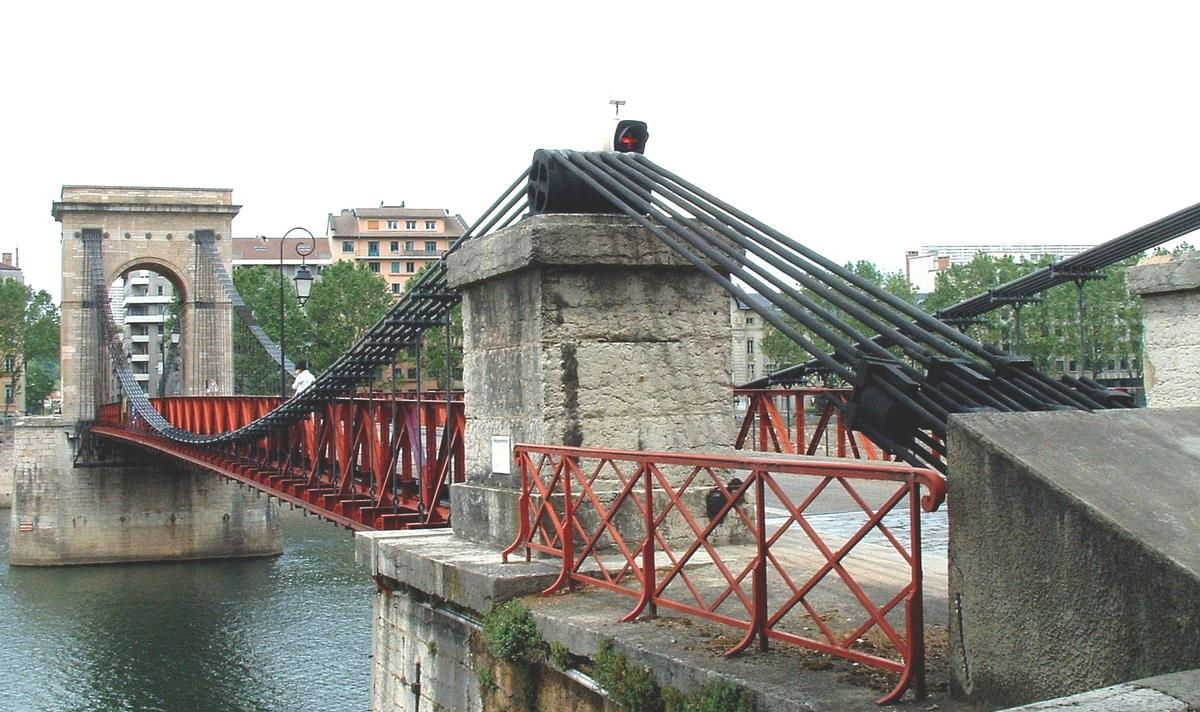 Mazaryck Bridge, Lyon.