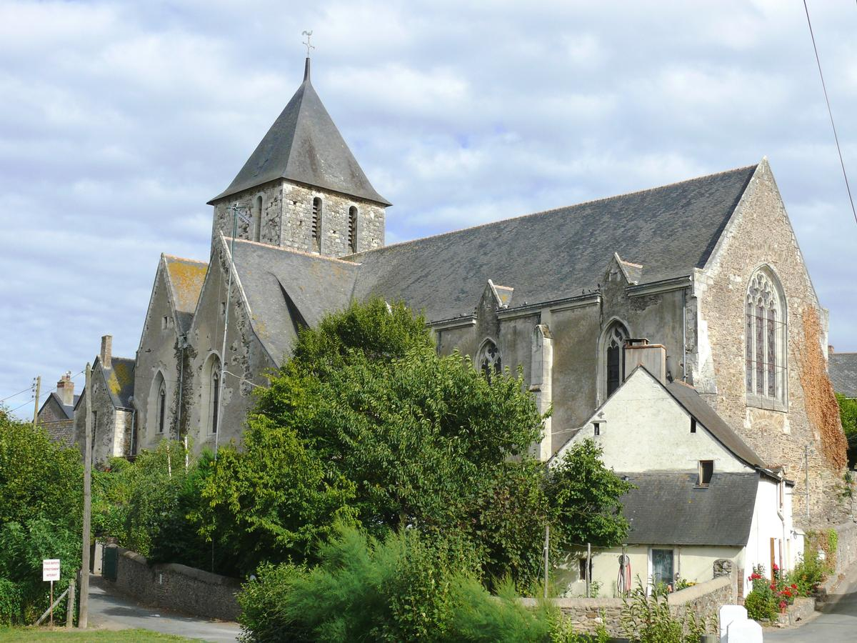 Church of Saint Melaine
