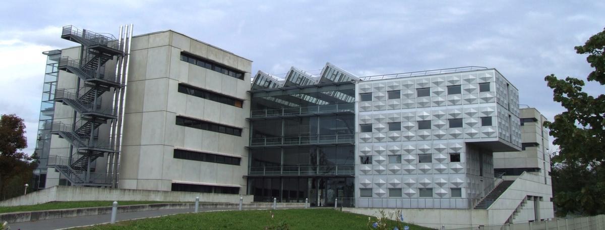 Ecole d 39 architecture de la ville et des territoires de marne la vall e m - Academie d architecture ...