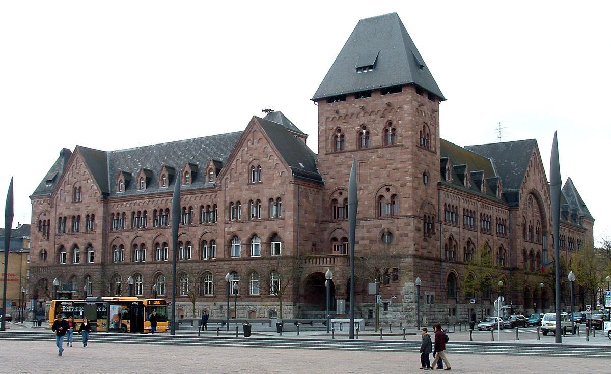 Hôtel des Postes, Metz