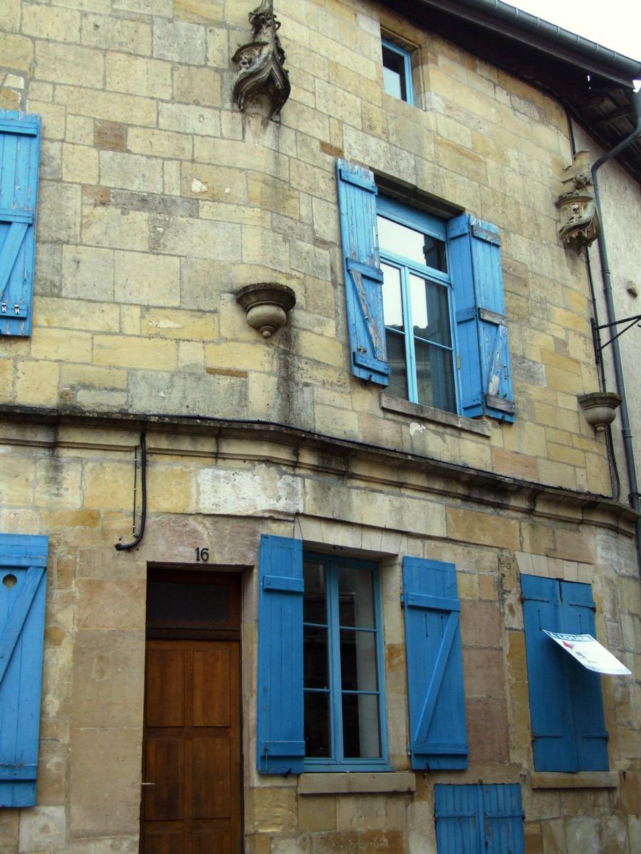 Maison de jean preudhomme bar le duc structurae for Maison bar le duc