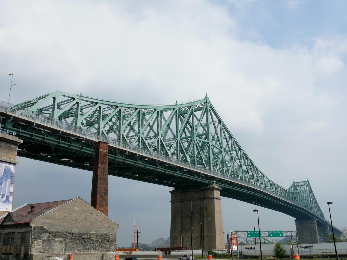 Montréal - Pont Jacques-Cartier