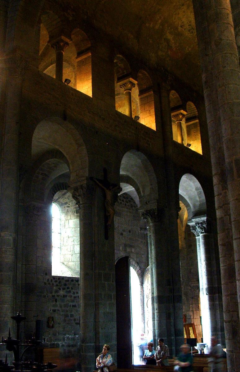 Abtei Orcival