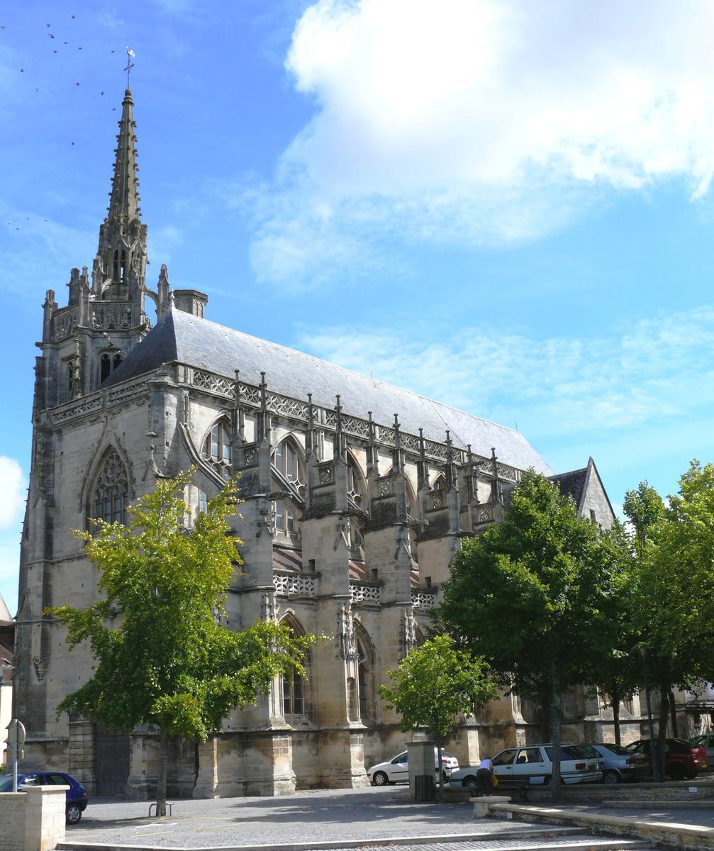 Argentan - Eglise Saint-Martin - Ensemble