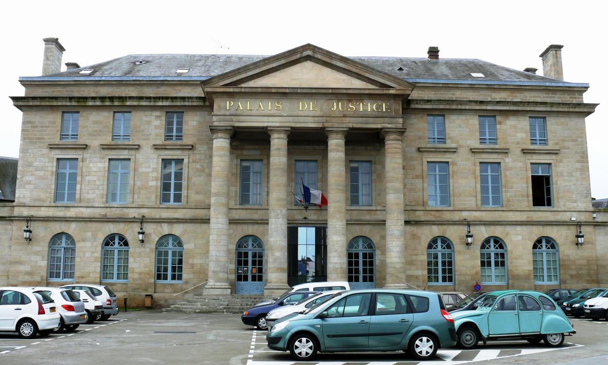 Alençon - Palais de Justice