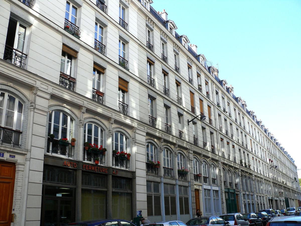 Rue des Immeubles-Industriels