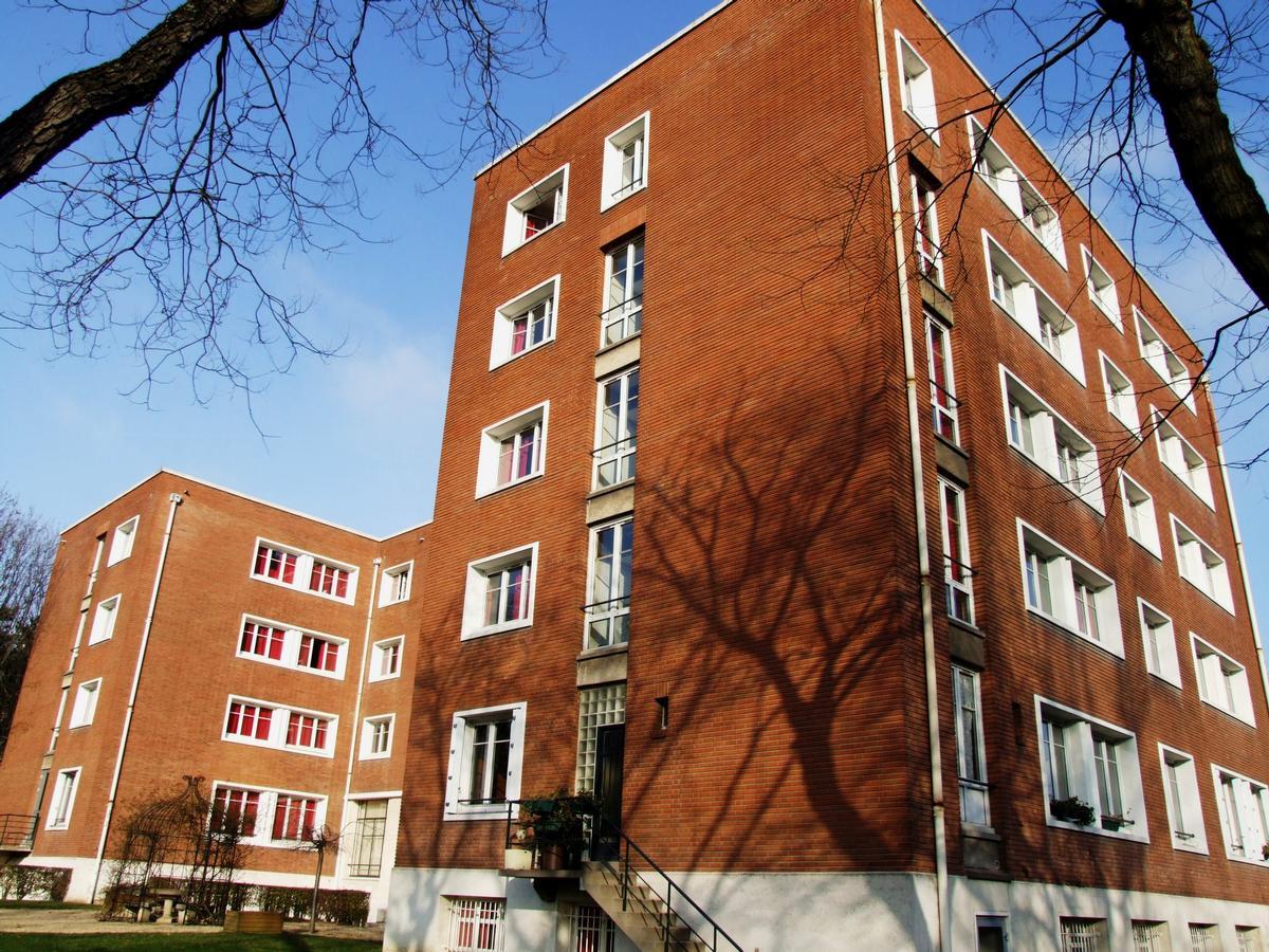 Cité Internationale Universitaire de Paris - Fondation Victor-Lyon