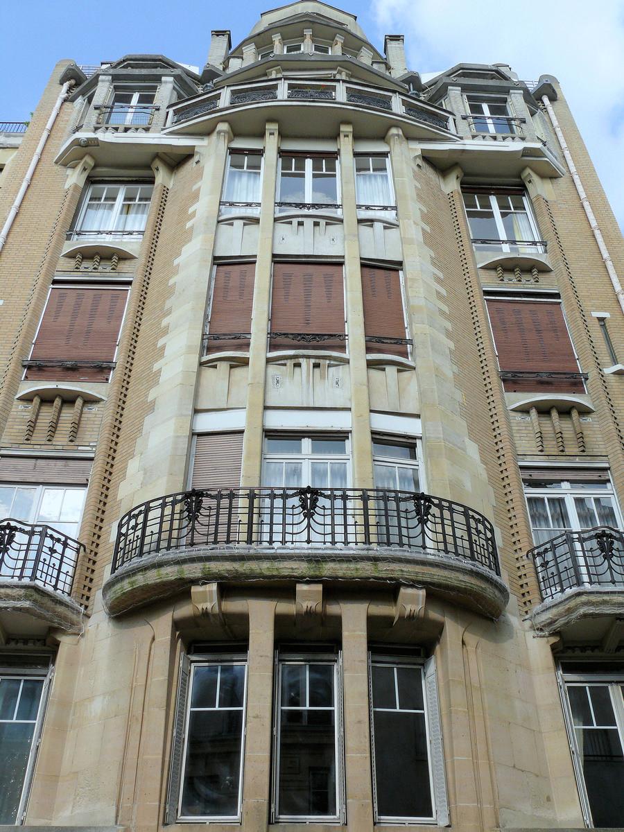 18 rue Henri-Heine