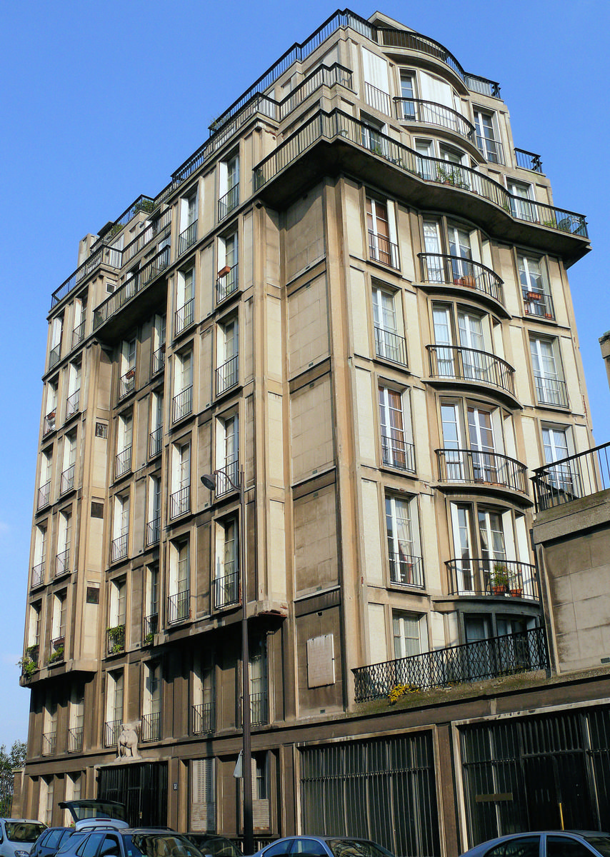 1000 images about auguste perret architect on pinterest for Perret architecte