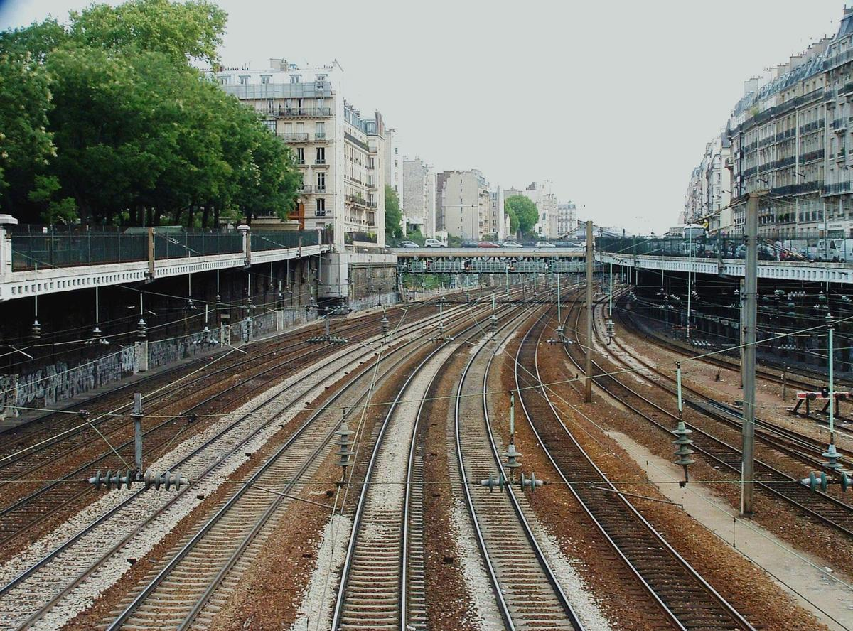 Batignolles Tunnel