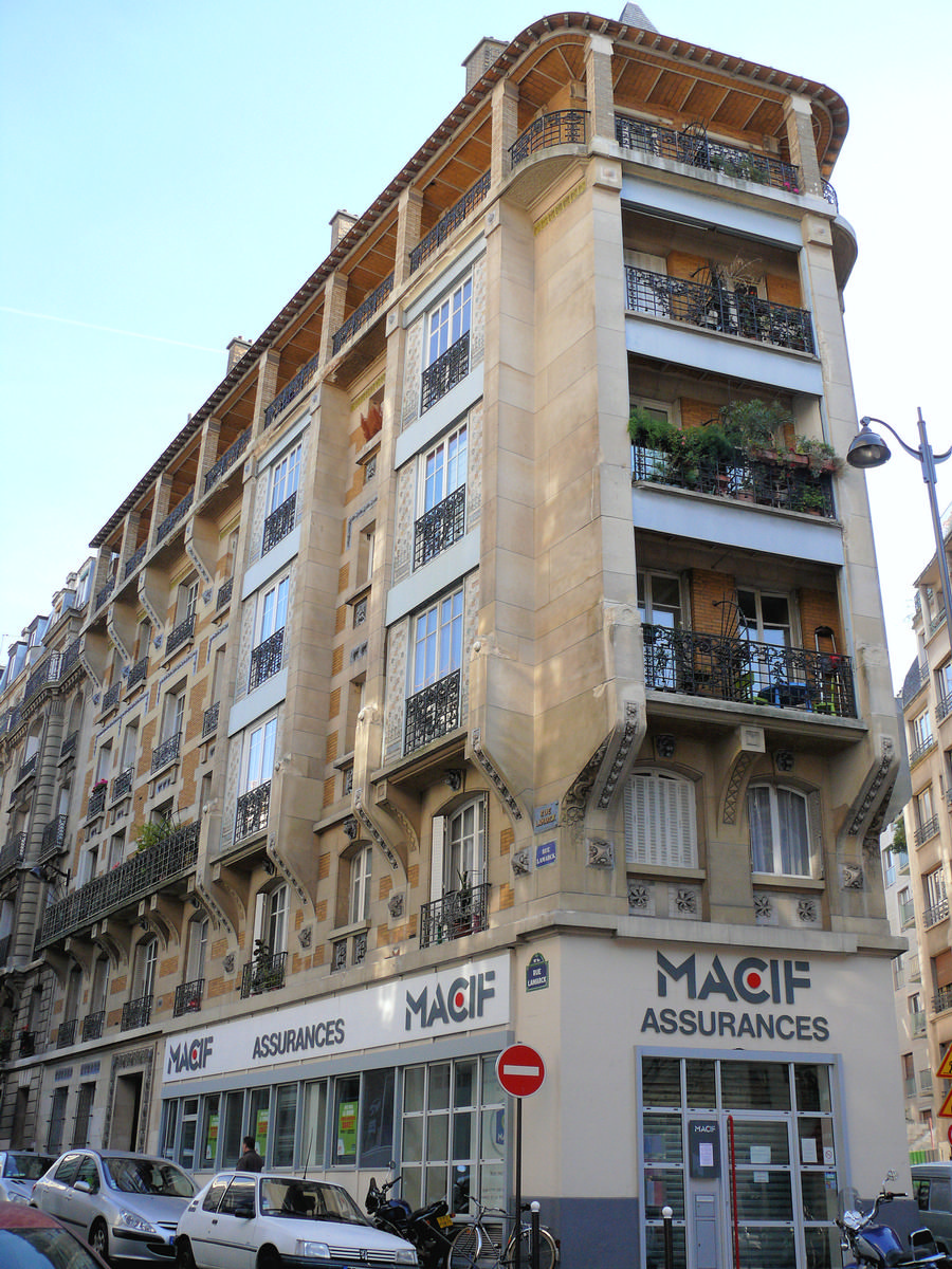 153 rue Lamarck