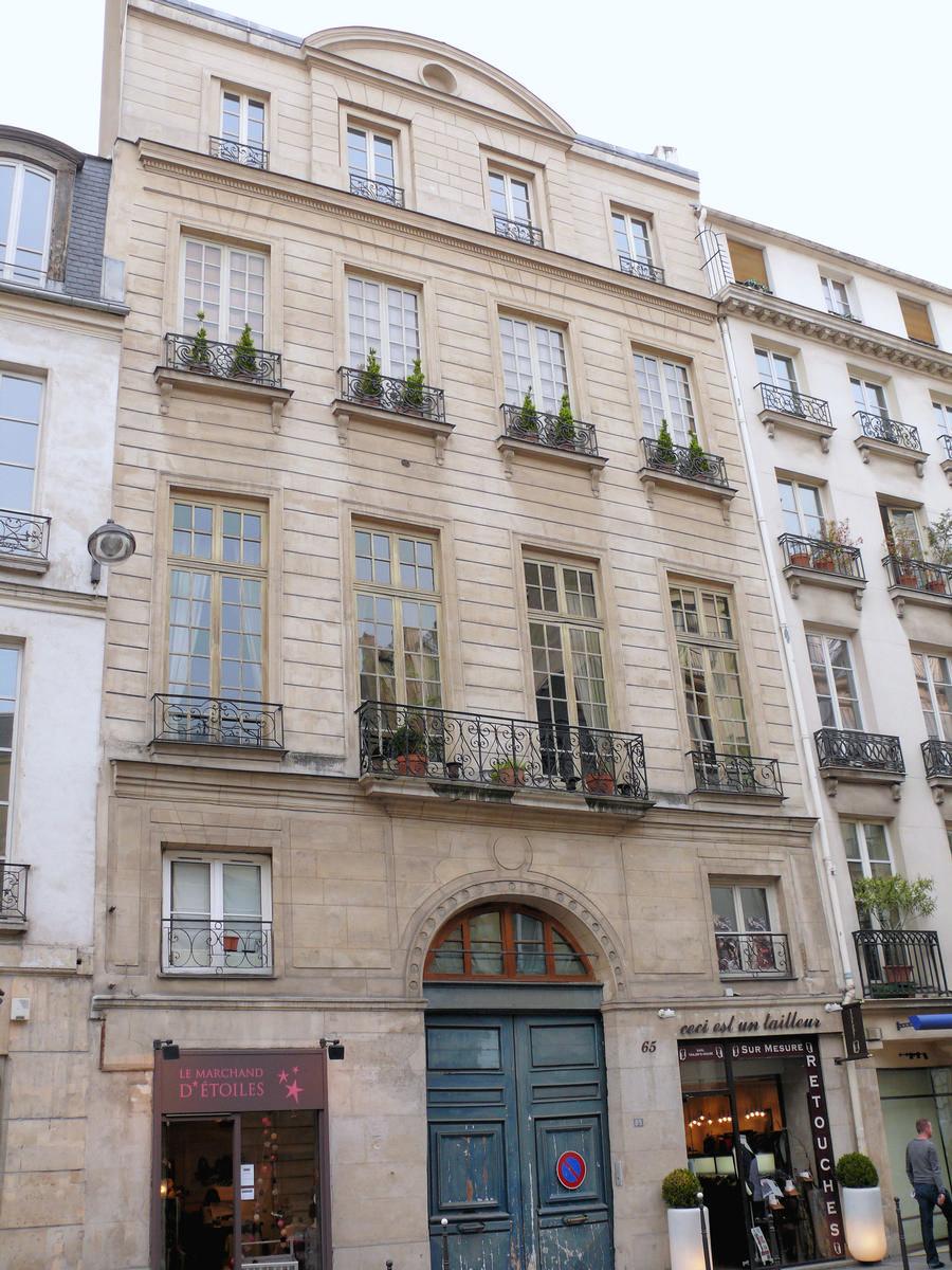 65 rue de Turenne