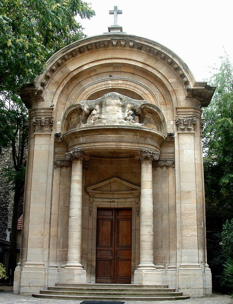 Eglise Saint-Ephrem, Paris.