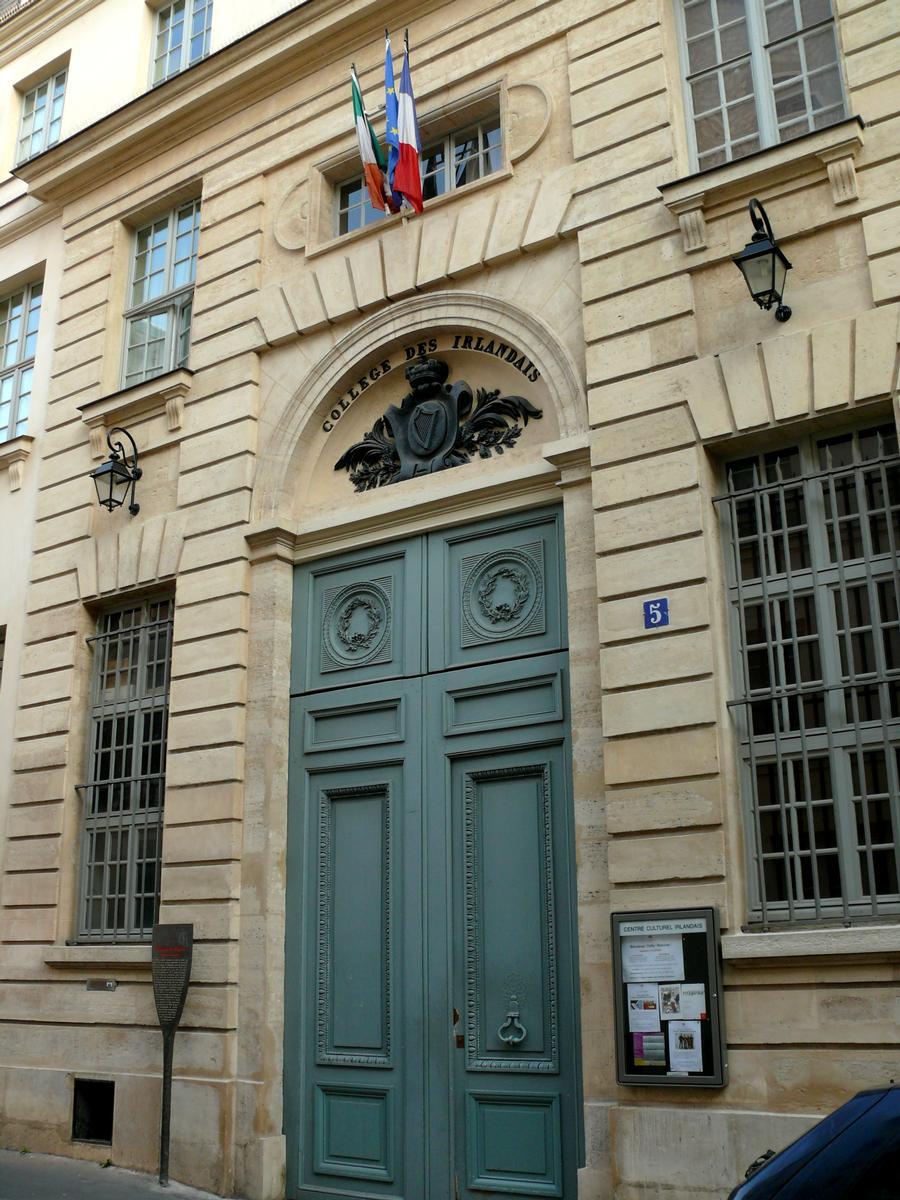 Paris - Collège des Irlandais