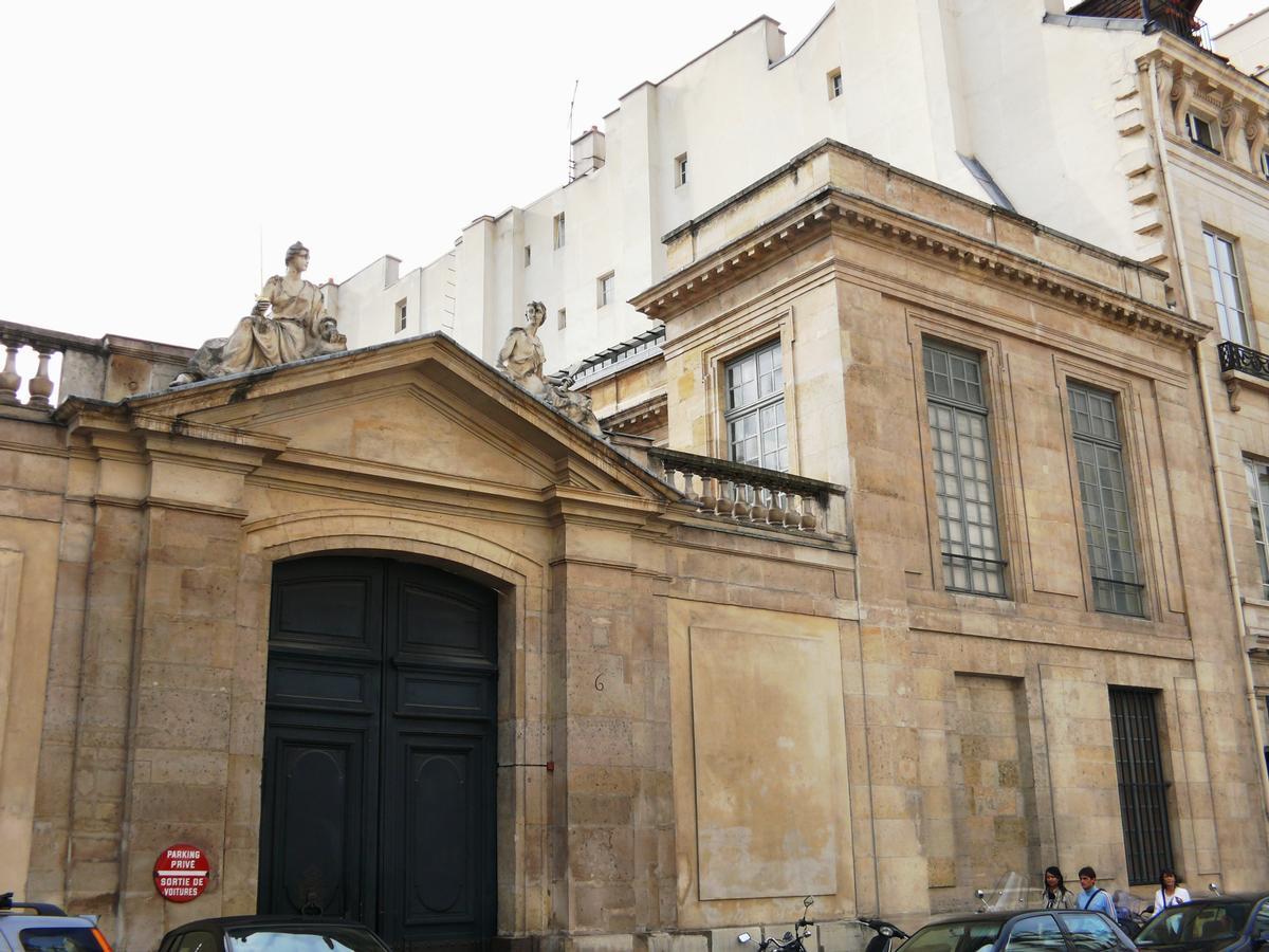 Paris - Hôtel de Brancas