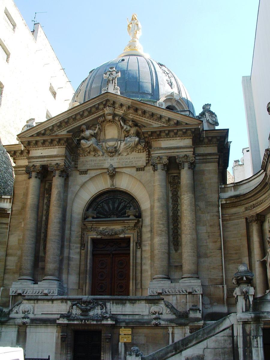 Paris - Chapelle Notre-Dame-de-la-Consolation