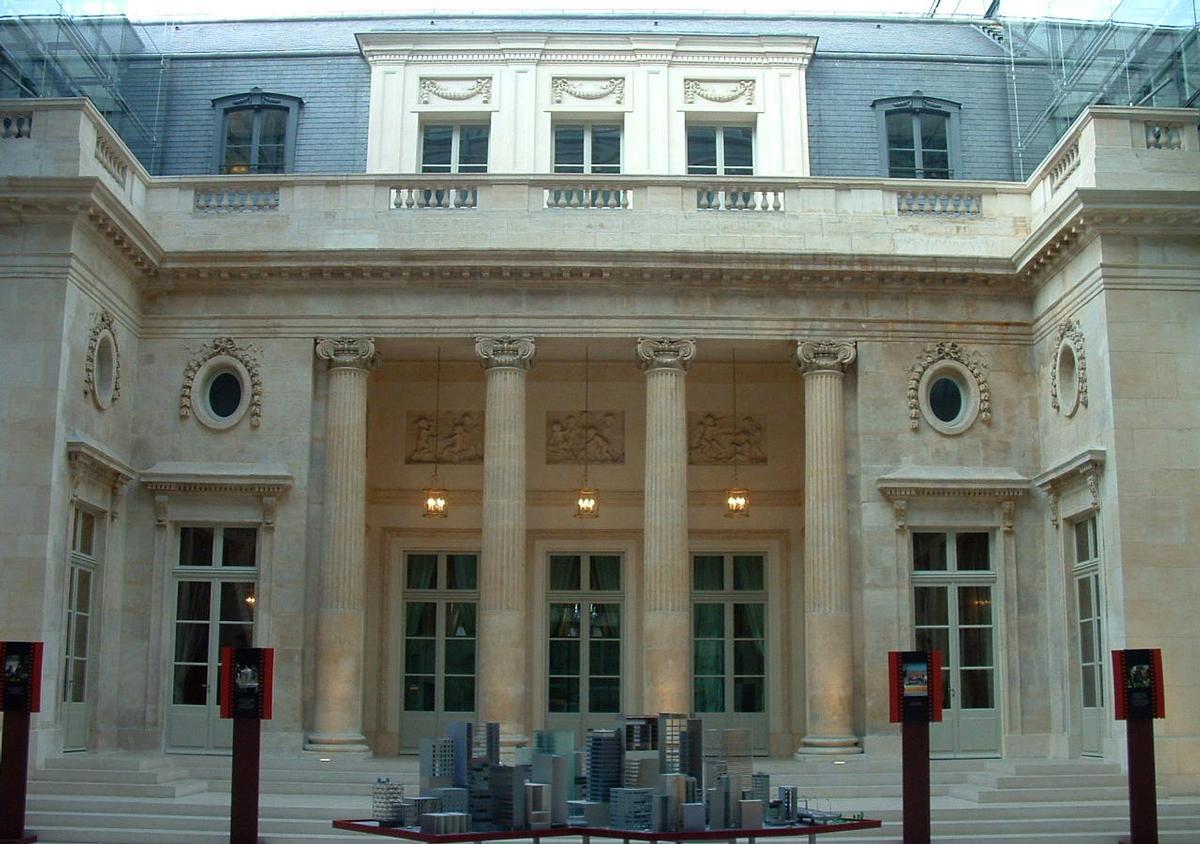 H Tel Alexandre Paris 8 Th 1766 Structurae