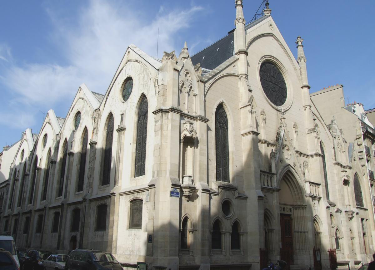 Eglise Saint-Eugène - Ensemble