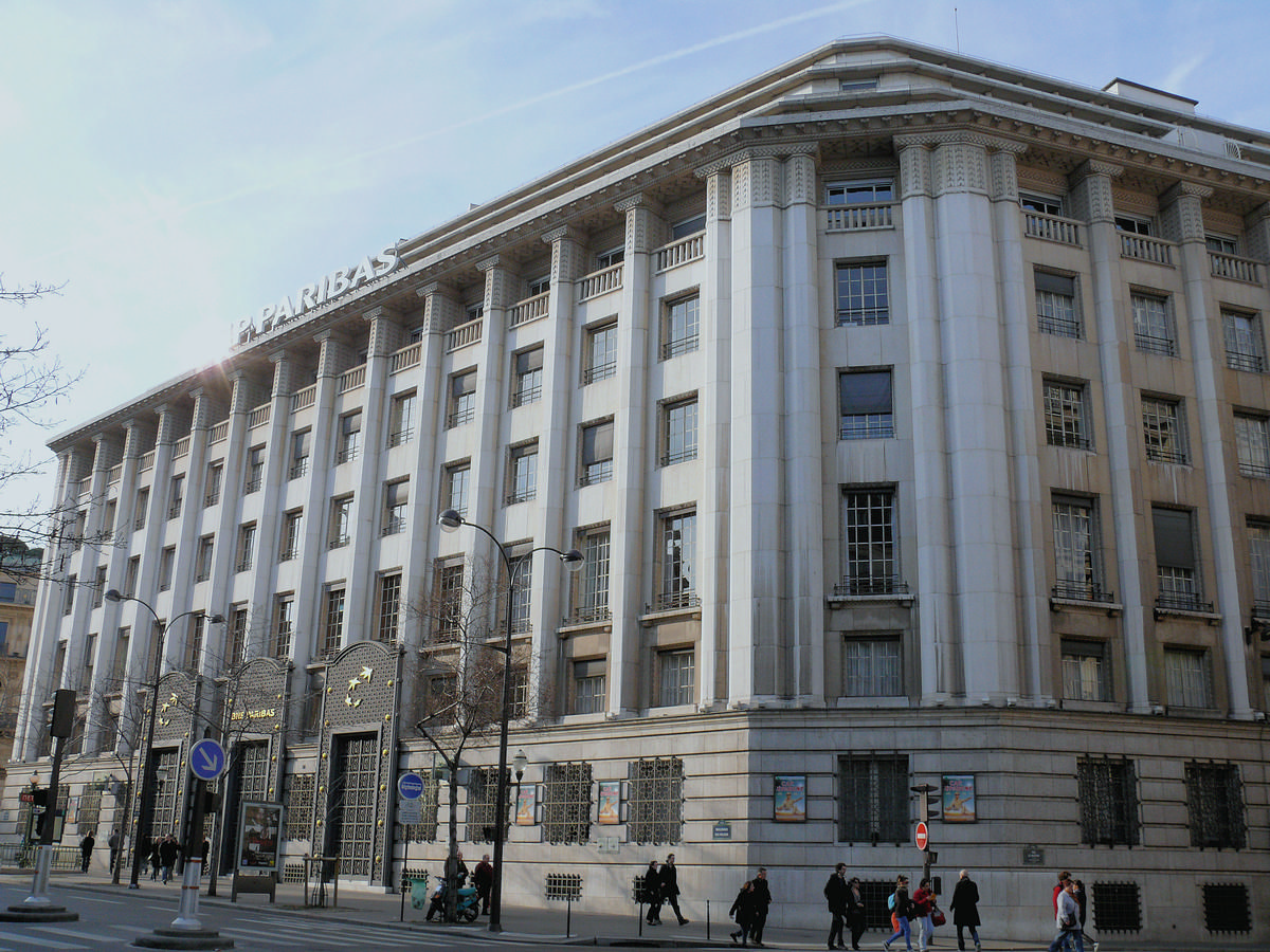 BNP-Paribas Headquaters