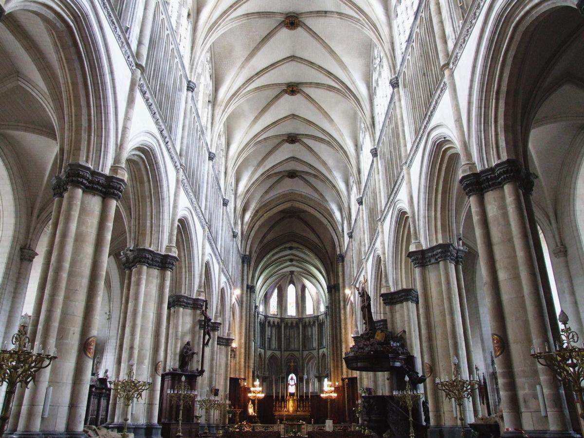 Image No. 84117 Saint-Omer - Cathédrale Notre-Dame