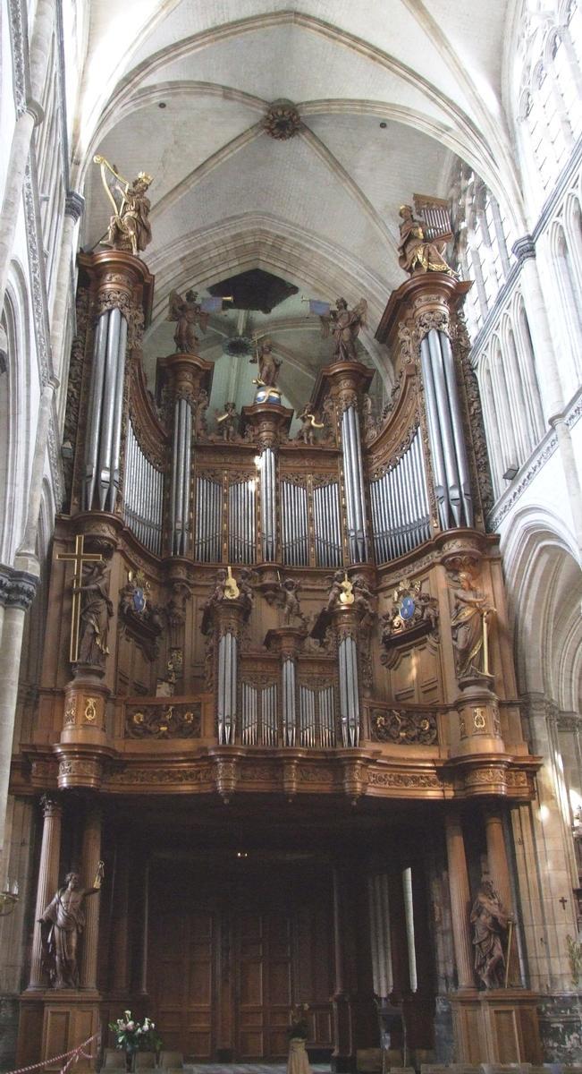 Saint-Omer - Cathédrale Notre-Dame