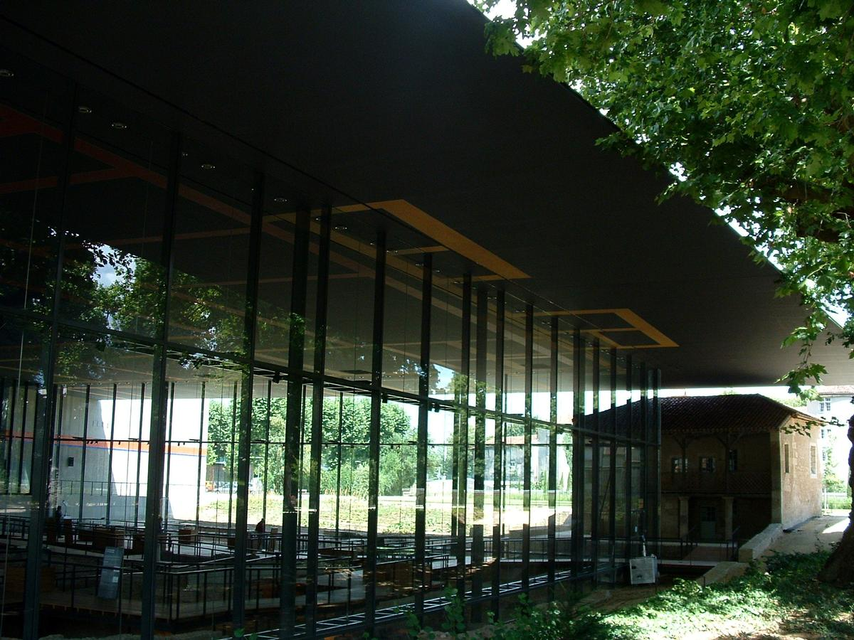 Gallo-Roman Museum of Vesunna, Périgeux.