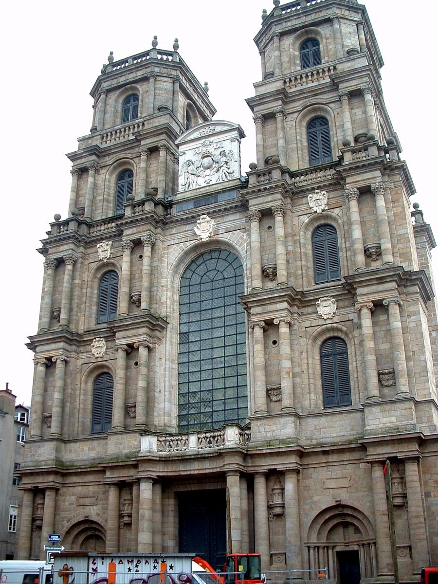 Rennes Cathedral.