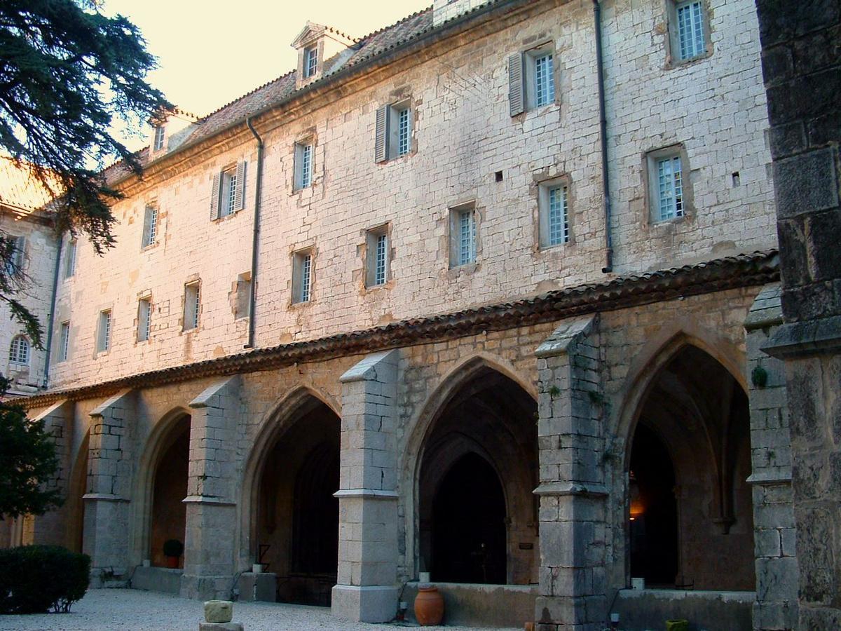 Königliches Konvent, Saint-Maximin-la-Sainte-Baume