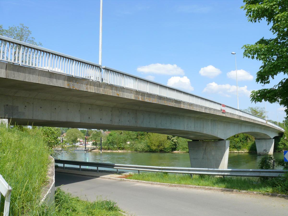 Samoreau - Pont de Valvins