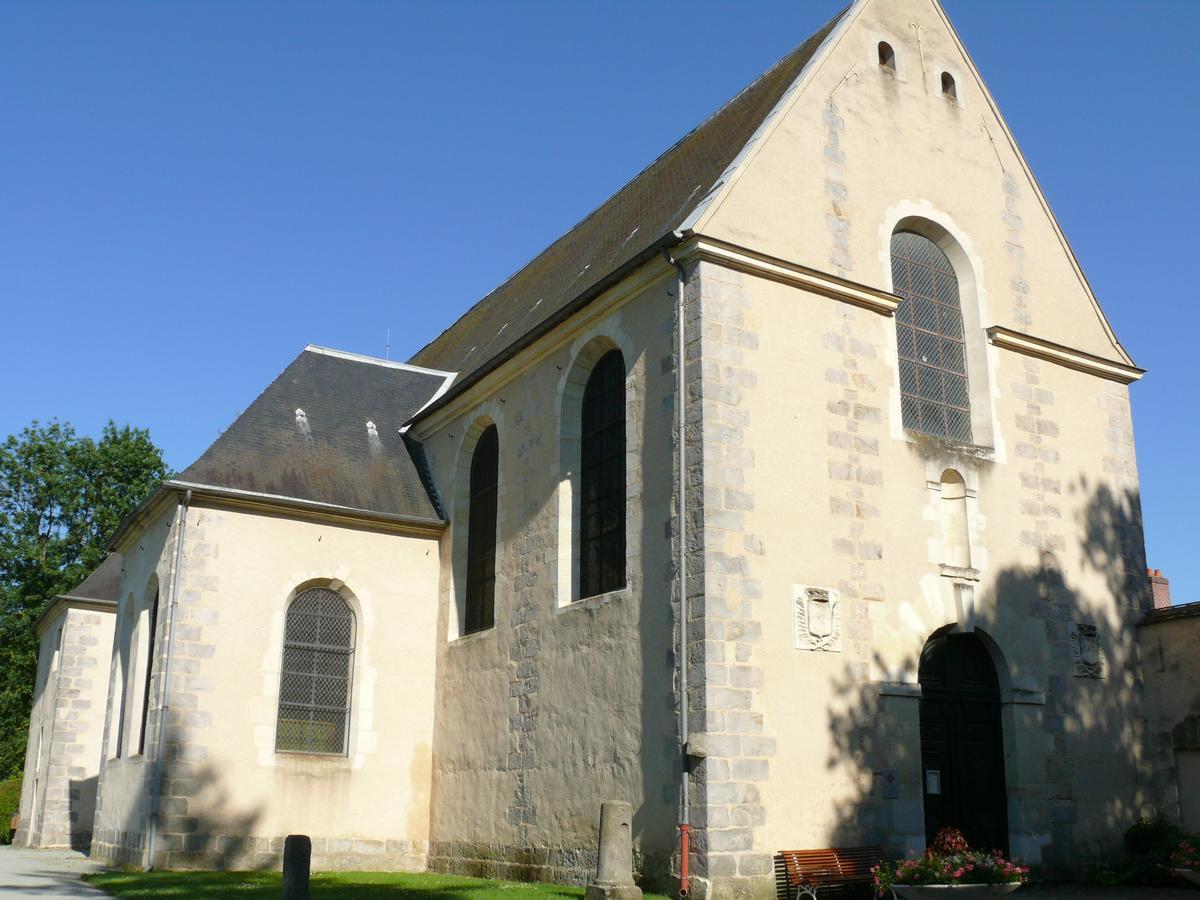 Coulommiers - Chapelle du couvent des Capucins