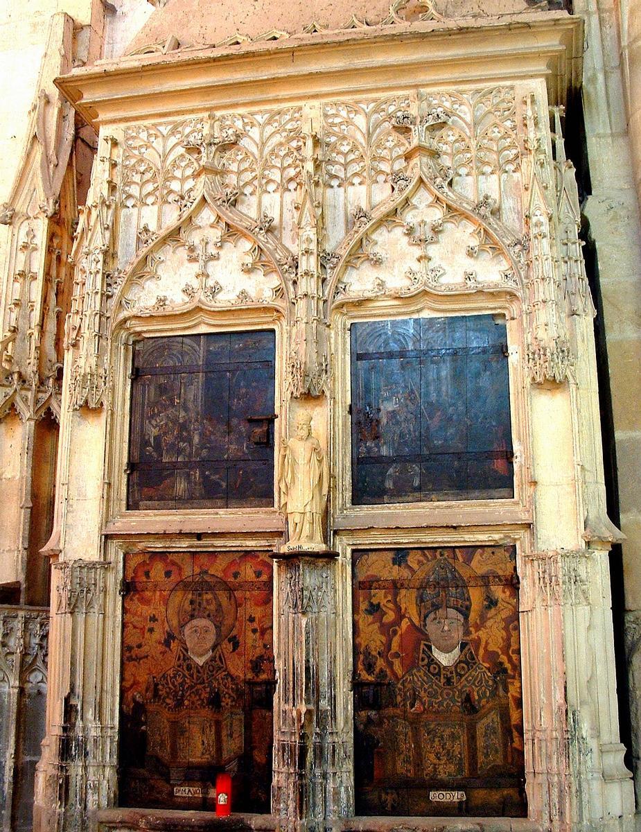 Kirche Saint-Pierre-et-Saint-Paul, Souvigny.