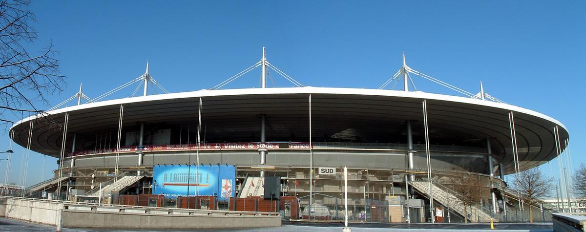 Stade de France, Saint-Denis.