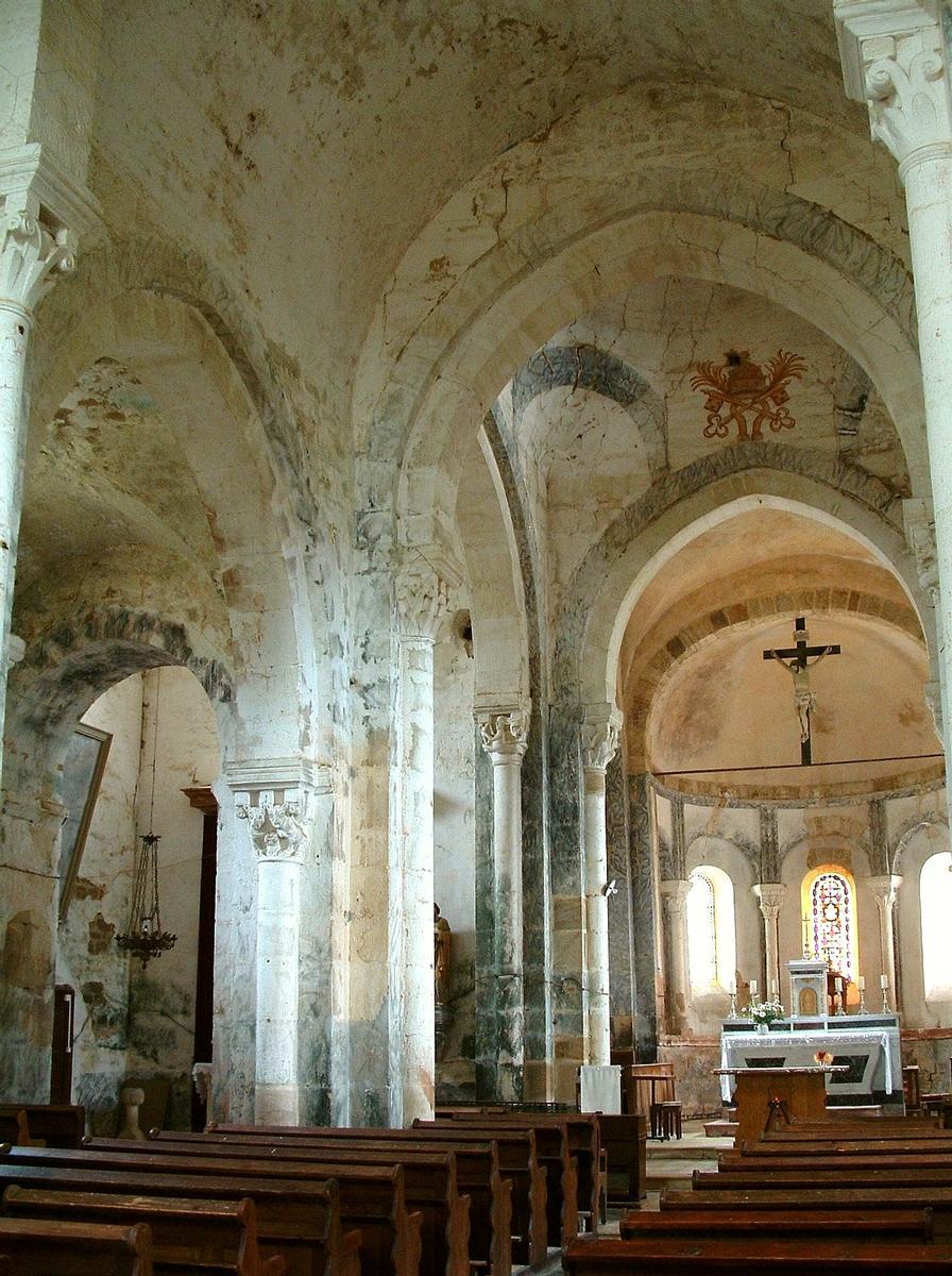 Eglise Saint-Pierre, Varenne-l'Arconce